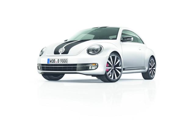 VW Beetle mit neuen Designmöglichkeiten