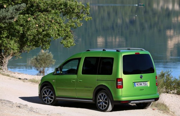 VW Caddy Cross - Fun statt Familie