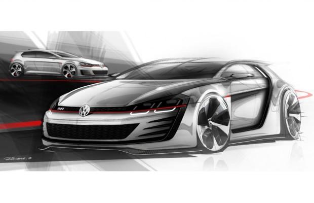 VW Design Vision GTI - Der zweitschnellste GTI aller Zeiten