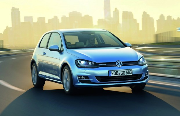 VW Golf TDI Blue Motion ab sofort bestellbar