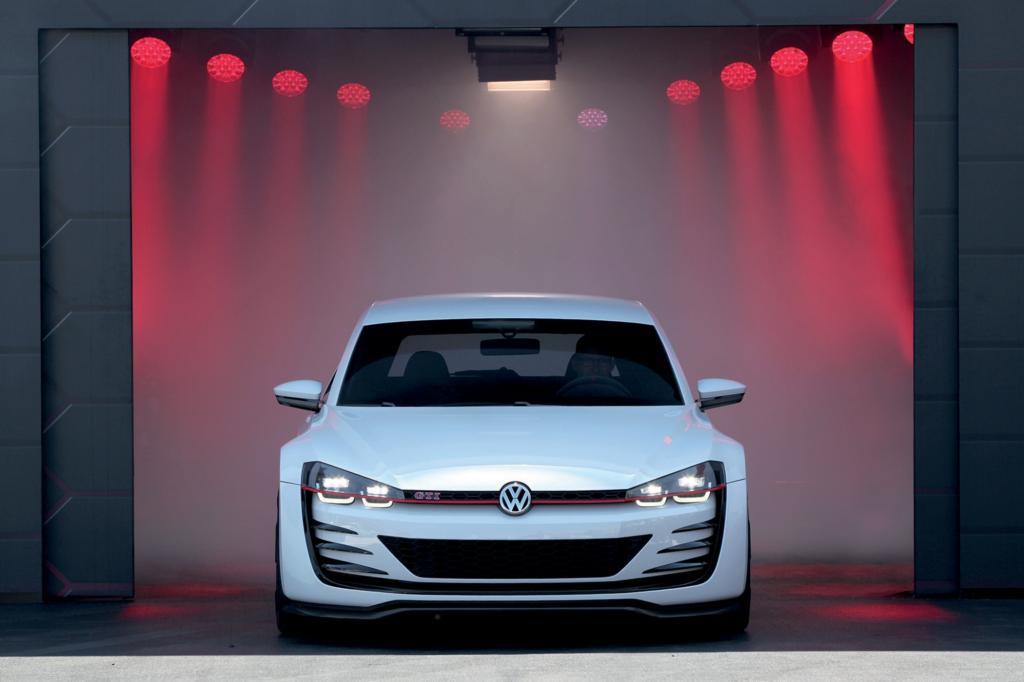 VW geht am Wörthersee in die Vollen