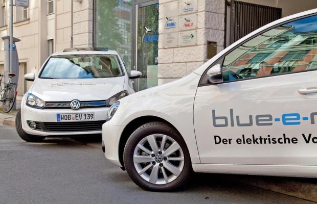 VW offeriert Öko-Strom zum E-Mobil