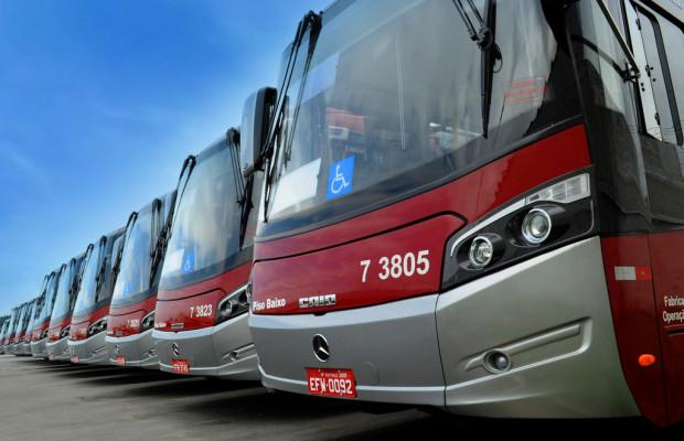 Verkehrsbetriebe in Brasilien setzen auf Mercedes-Benz Busse