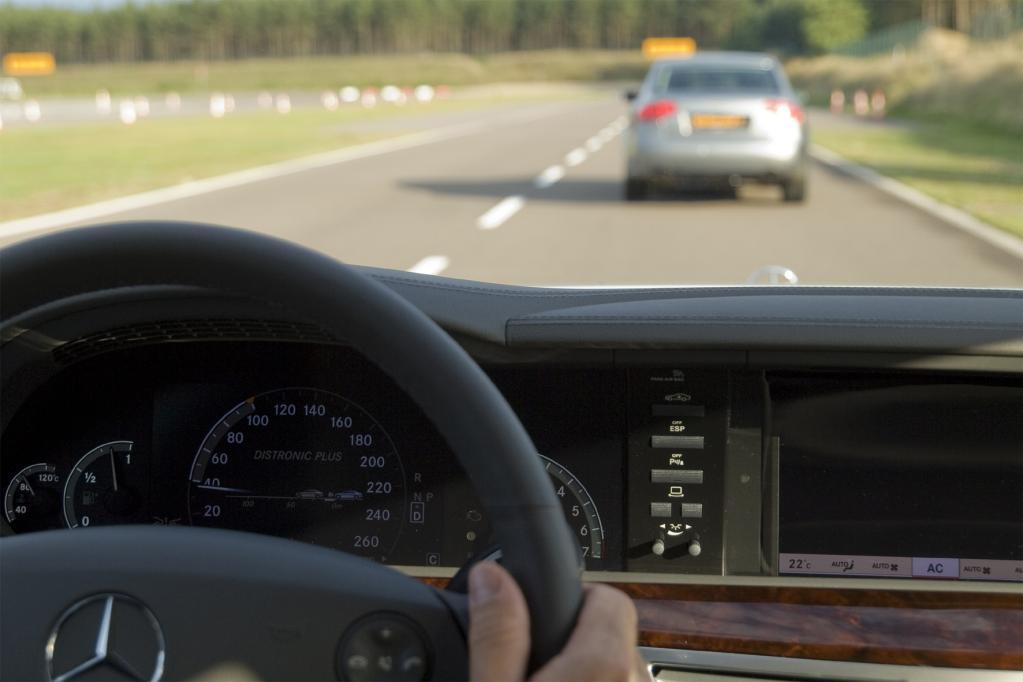 Verkehrssicherheit: Angepasstes Tempo mit Voraussicht