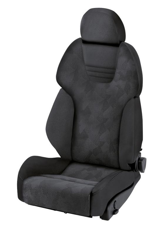Vier Recaro-Sitze erhalten AGR-Gütesiegel