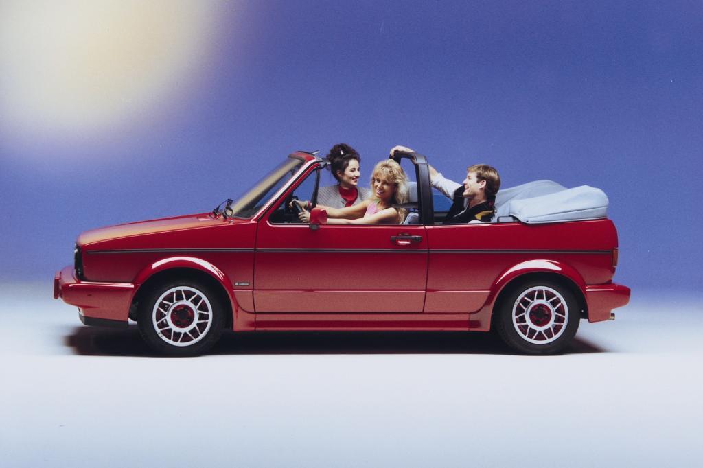 Volkswagen Golf Cabrio 1988