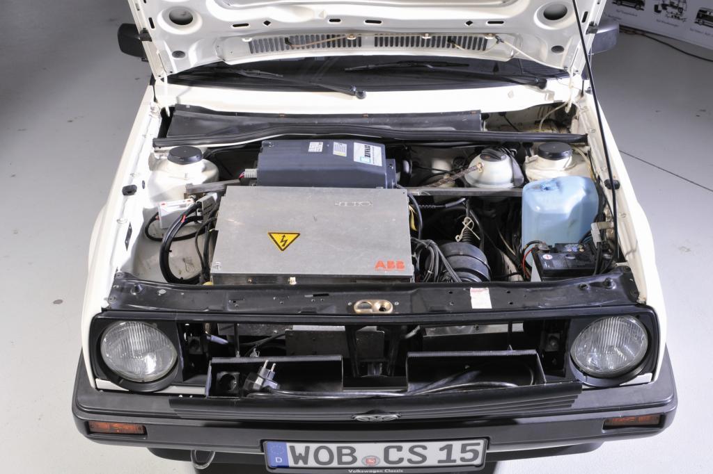 Volkswagen Golf Citystromer ab 1991