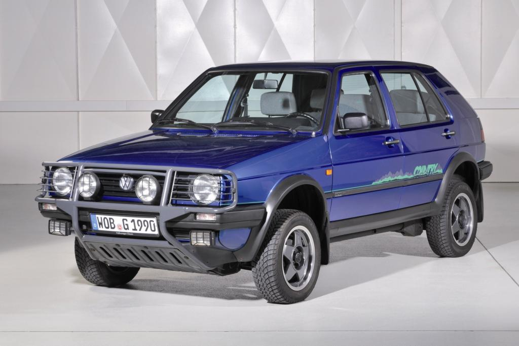 Volkswagen Golf Country ab 1990