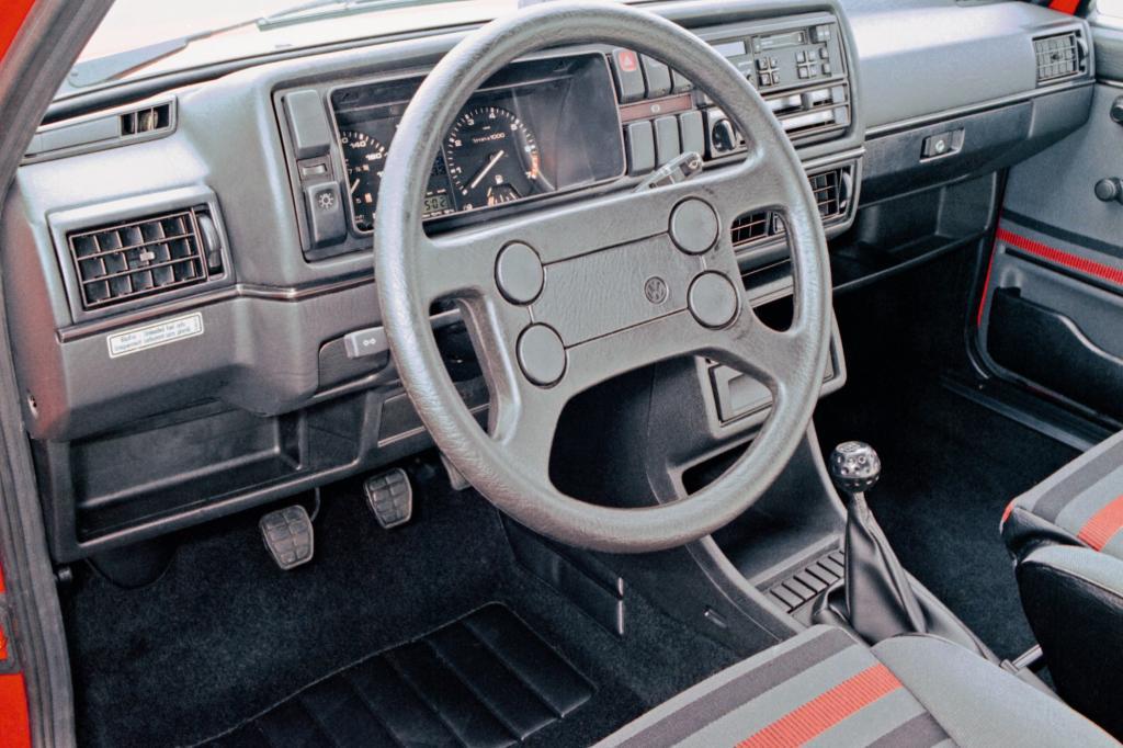 Volkswagen Golf GTI 16Vab 1986