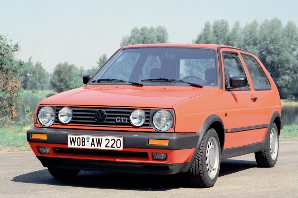 Volkswagen Golf GTI ab 1989