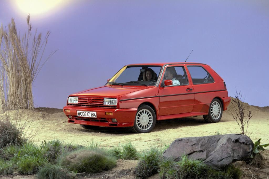 Volkswagen Golf Rallye ab 1989