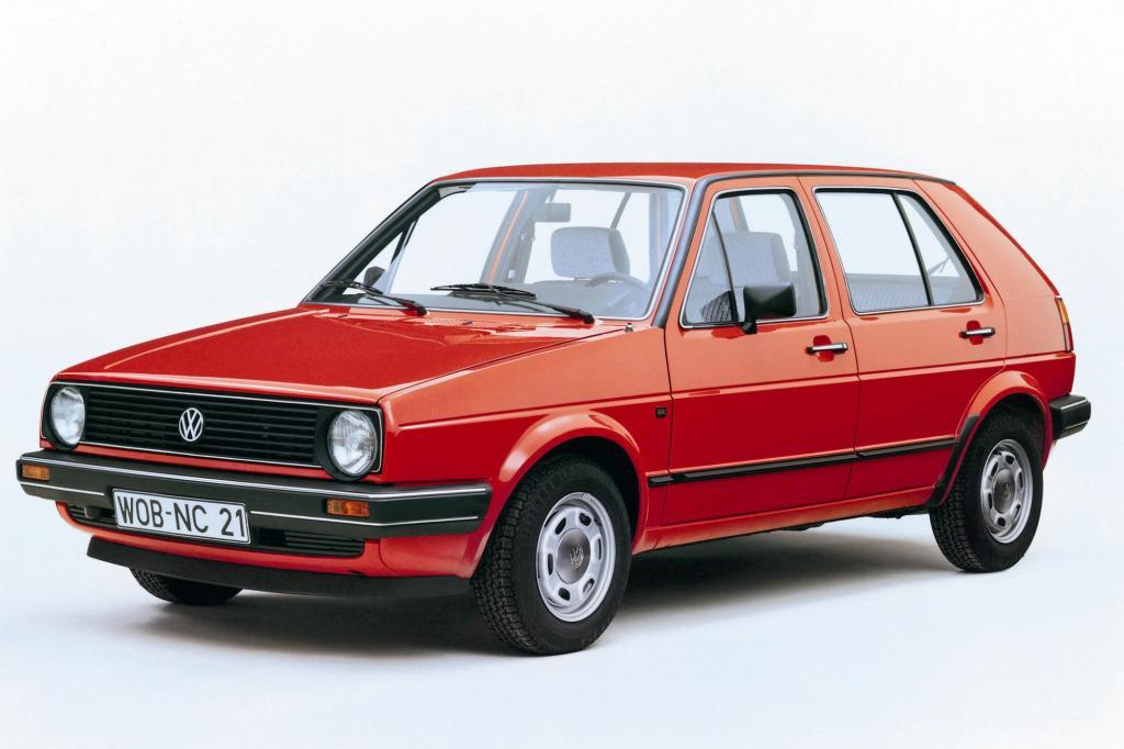Volkswagen Golf ab 1983