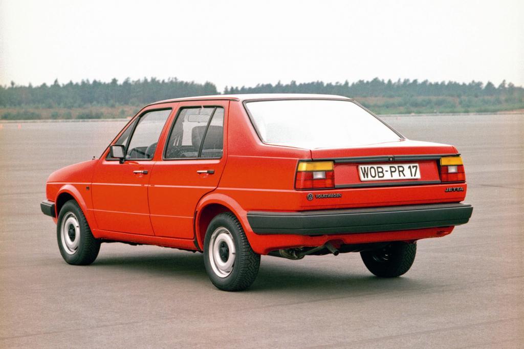 Volkswagen  Jetta ab 1984