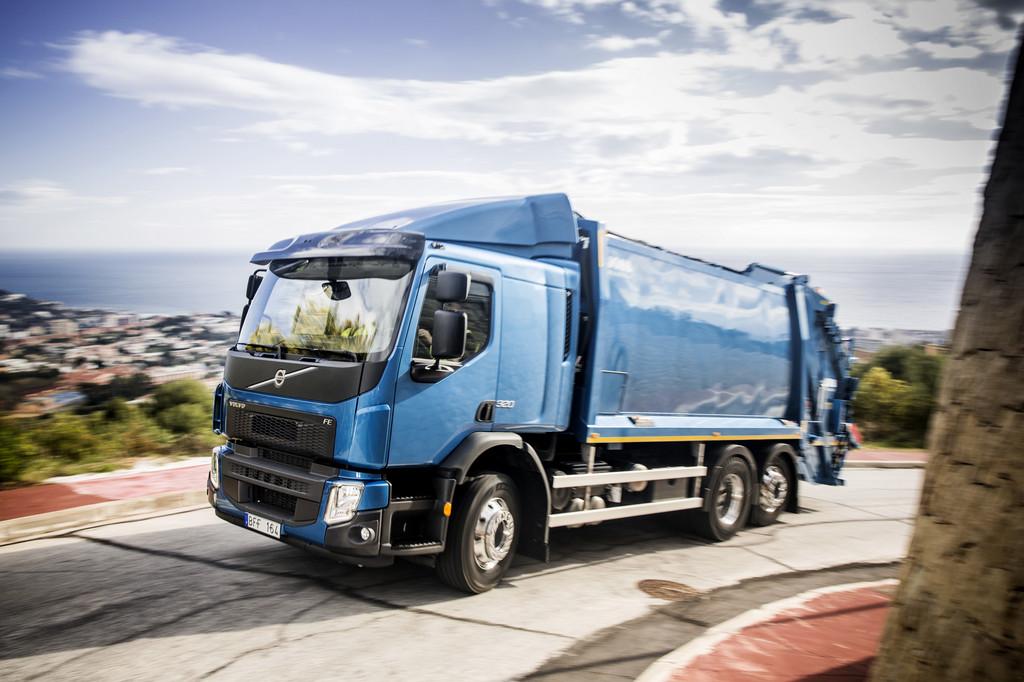 Volvo erneuert FE und FL