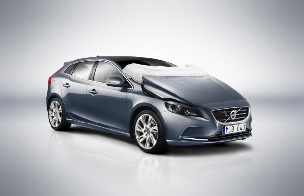 Volvo für Pionierarbeit bei Fußgänger-Sicherheit ausgezeichnet