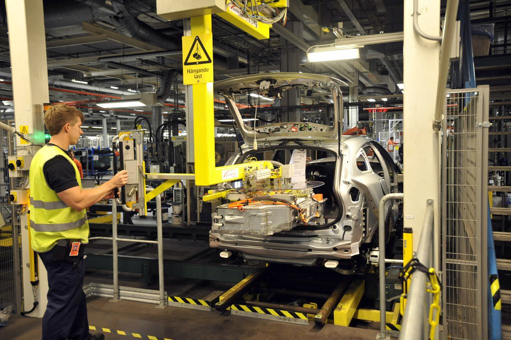 Volvo verdoppelt Produktion des V60 Plug-in-Hybrid