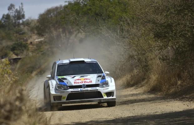 WRC 2013: Latvala holt ersten Qualifikations-Sieg