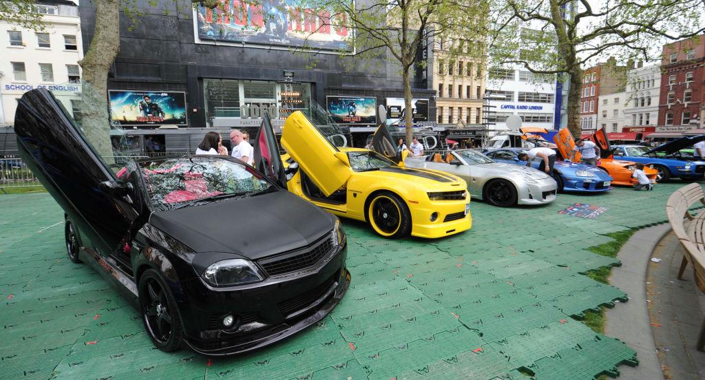 Weltpremiere Fast & Furious 6 in London