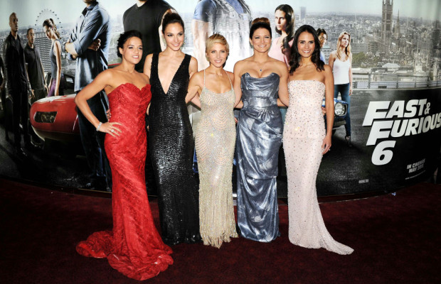 Weltpremiere von Fast & Furious 6 in London