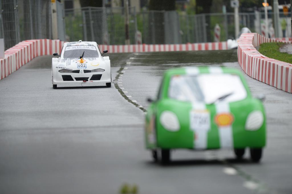 Wer kommt am weitesten: Shell Eco-Marathon