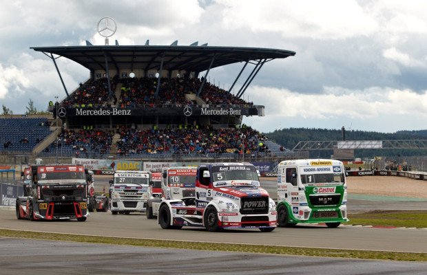 Wieder Truck-Grand-Prix auf dem Nürburgring