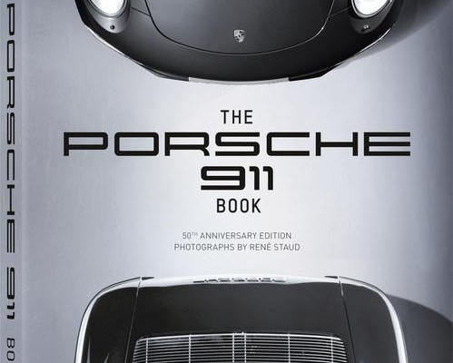 auto.de Buchtipp: ''The Porsche 911 Book – 50 th Anniversary Edition''
