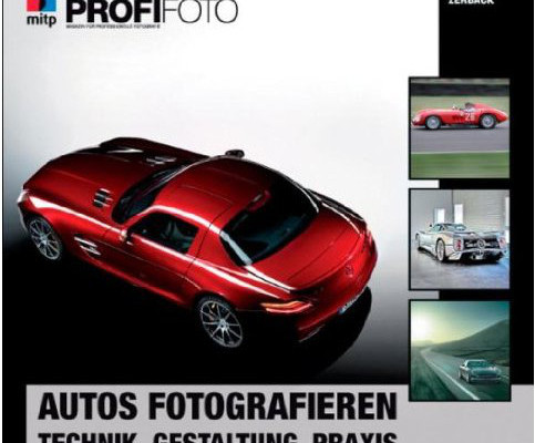 auto.de-Buchvorstellung: Autos Fotografieren - Technik, Gestaltung, Praxis