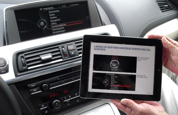 ''Alles kann, nichts muss'': BMW im auto.de-Gespräch über Vernetzung