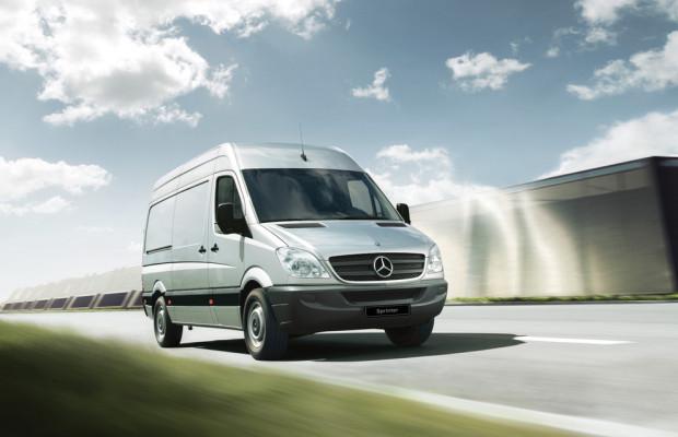 Überarbeiteter Mercedes-Benz Sprinter jetzt bestellbar