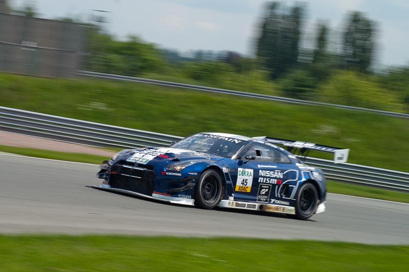 ADAC GT Masters: Mies und Rast fahren Audi-Sieg ein