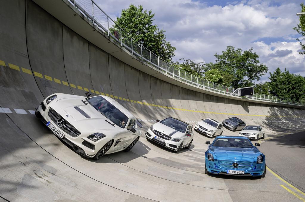 AMG bietet 18 neue Modelle ab Juni an