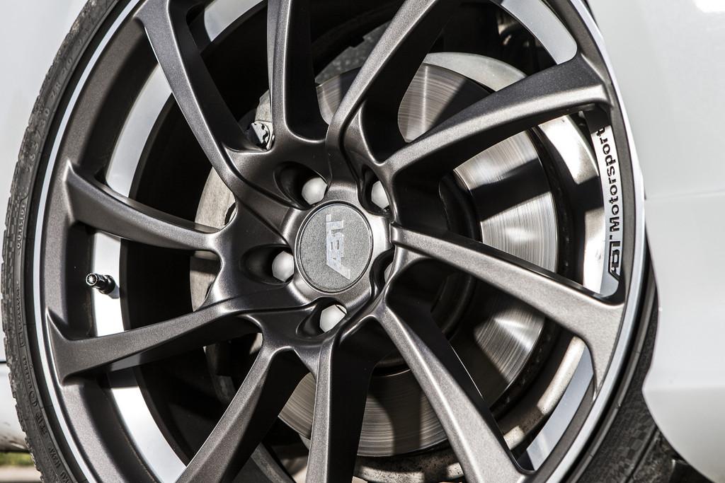 Abt Sportsline bietet Audi AS4