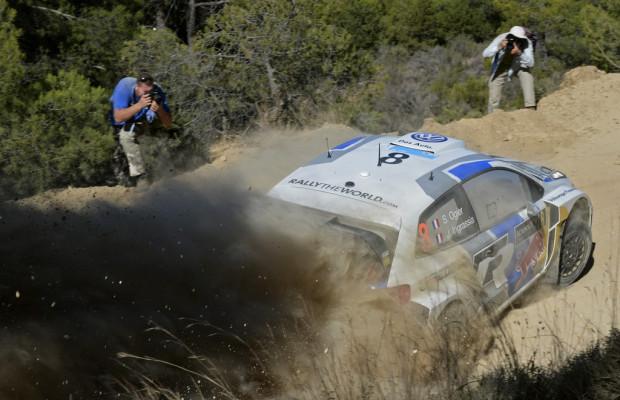 Akropolis-Rally: Schwerstarbeit für Motoren und Teams