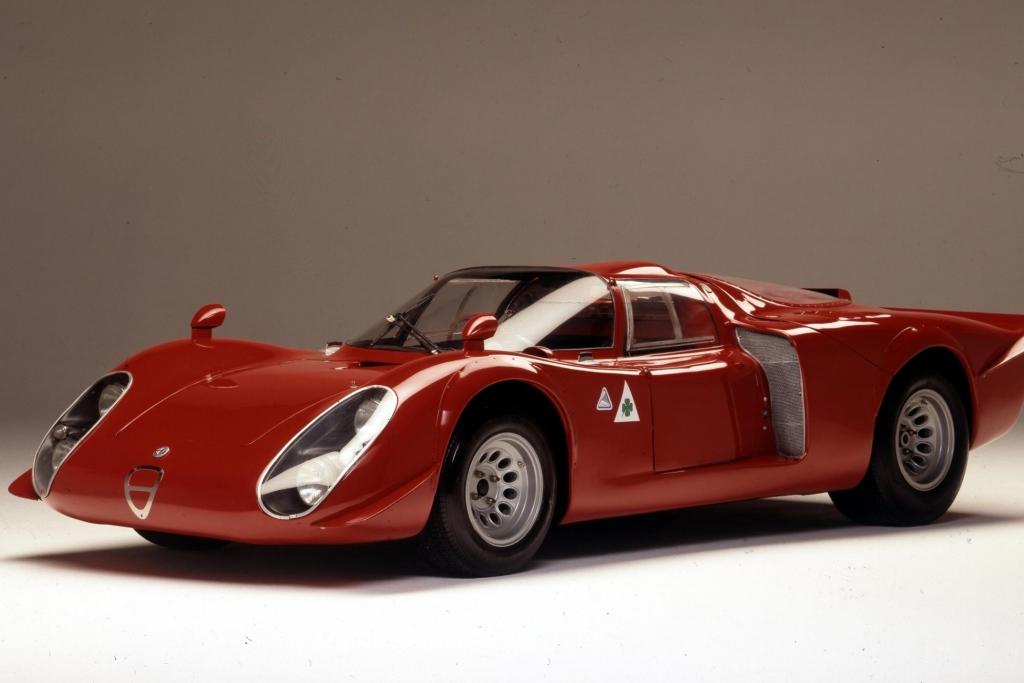 Alfa Romeo 33 Daytona 1968