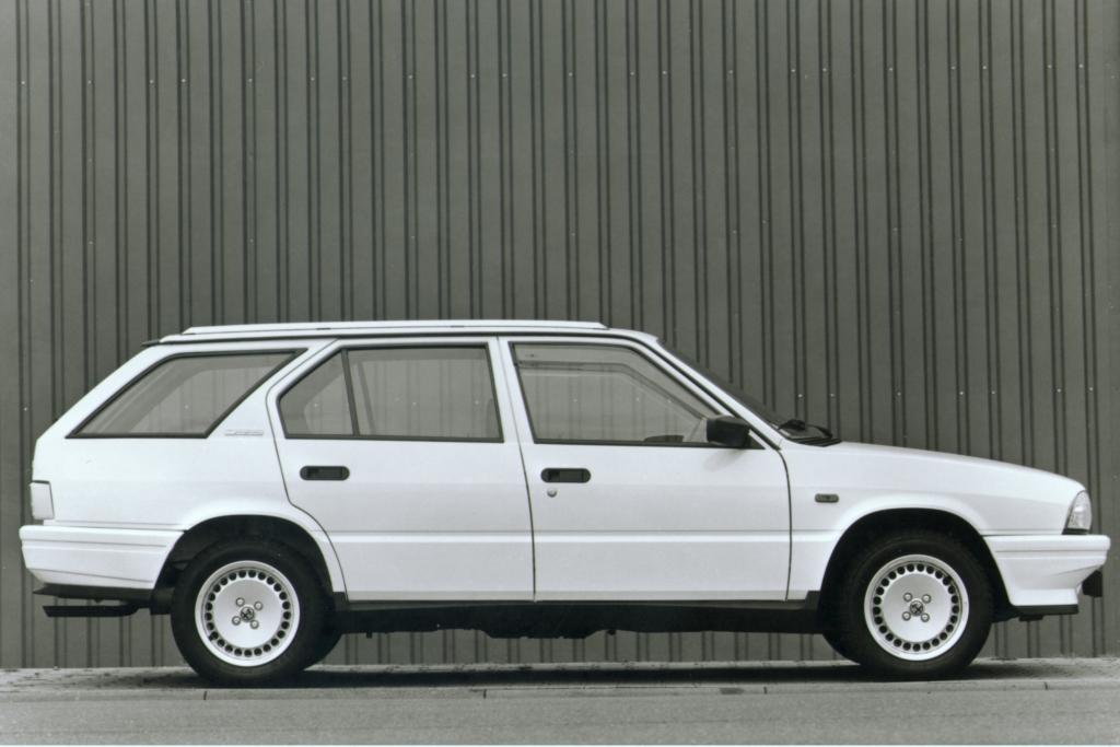 Alfa Romeo Alfa 33 1.7 IE Sport Wagon 1986