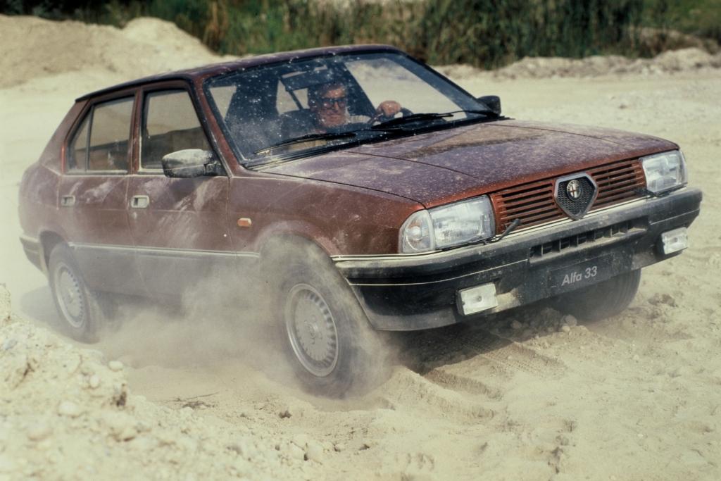 Alfa Romeo Alfa 33 4x4 ab 1985
