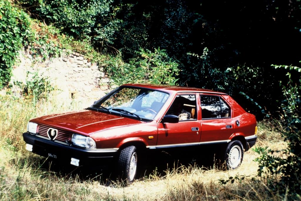 Alfa Romeo Alfa 4x4 ab 1983