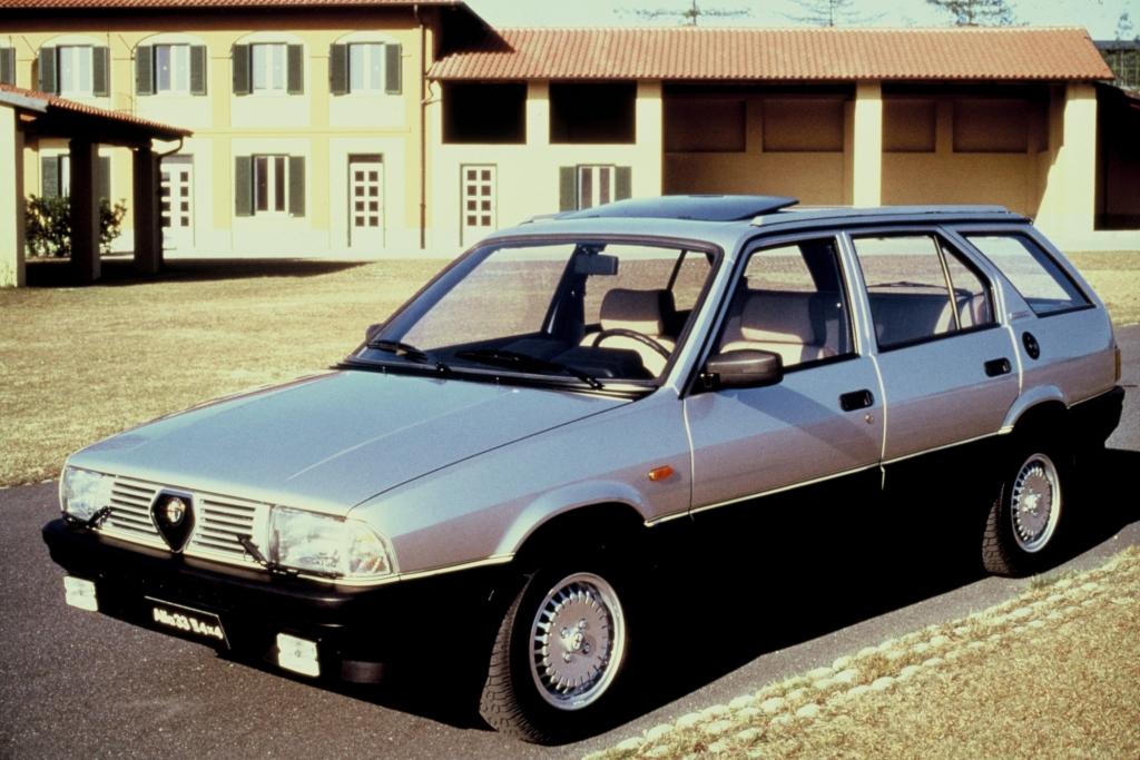 Alfa Romeo Alfa Giardinetta 4x4 ab 1984