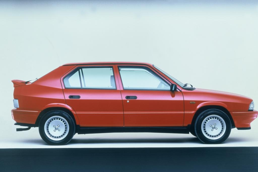 Alfa Romeo Alfa Quadrifoglio Verde 1.7 IE ab 1986