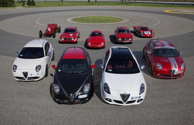 Alfa Romeos Sportabzeichen wird 90 Jahre alt