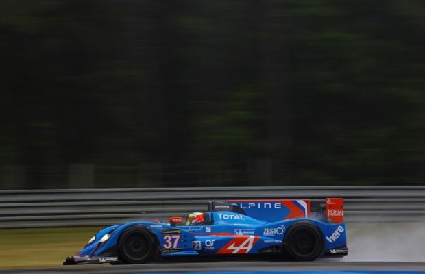 Alpine nach 35 Jahren wieder in Le Mans