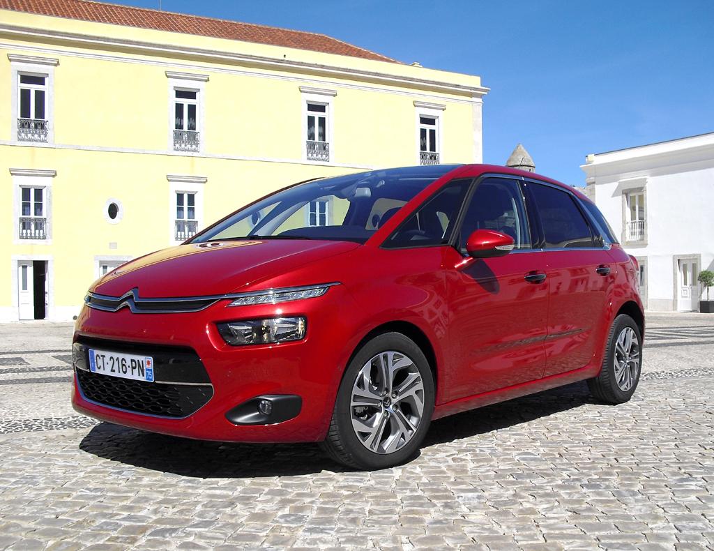 Auch noch agiler: Citroën kündigt neuen C4 Picasso für Mitte Juni an
