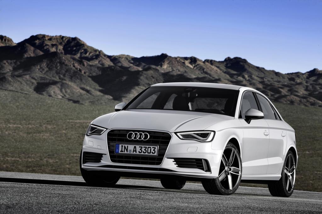 Audi A3 Limousine: Beau statt Biedermann