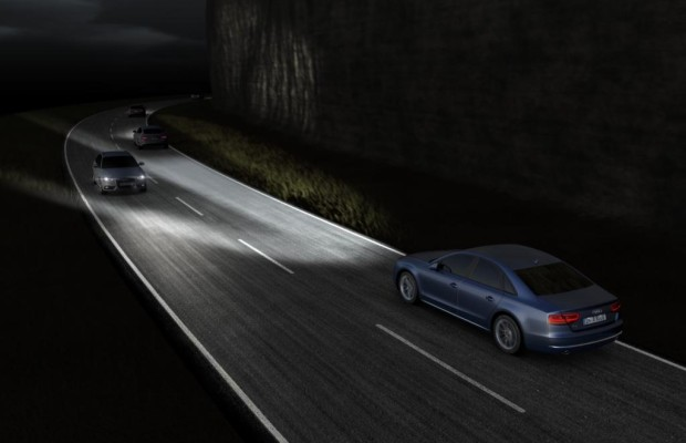 Audi-Matrix-Beam - Strahlende Zukunft
