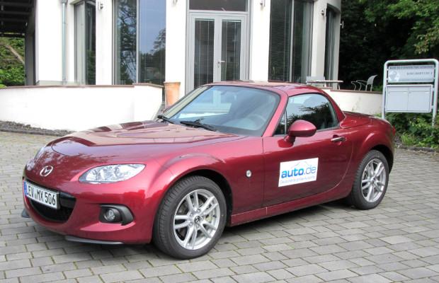 Auto im Alltag: Mazda MX-5