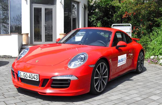 Auto im Alltag: Porsche 911 Carrera
