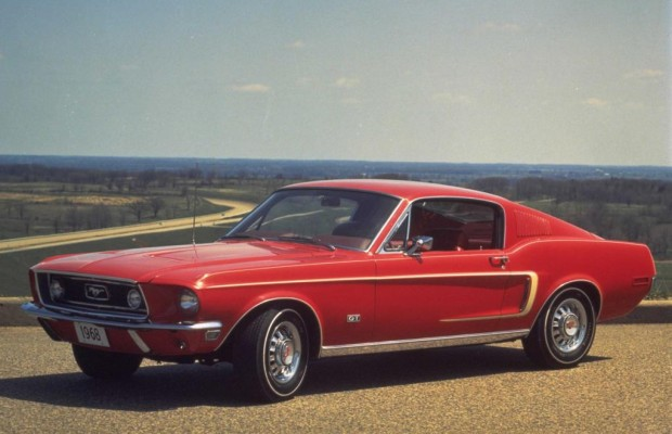Autofahrer-Traum Ford Mustang