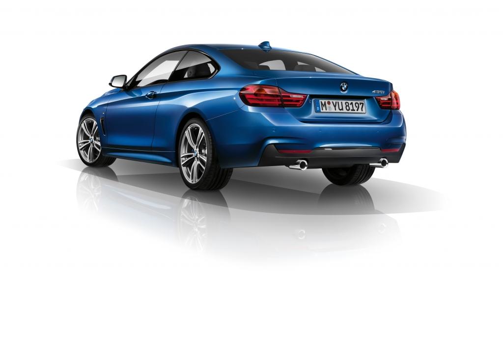 BMW 4er Coupé – Drei(er) mal gerade sein lassen
