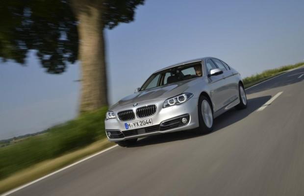 BMW 5er-Reihe - Auf der Autobahn zuhause