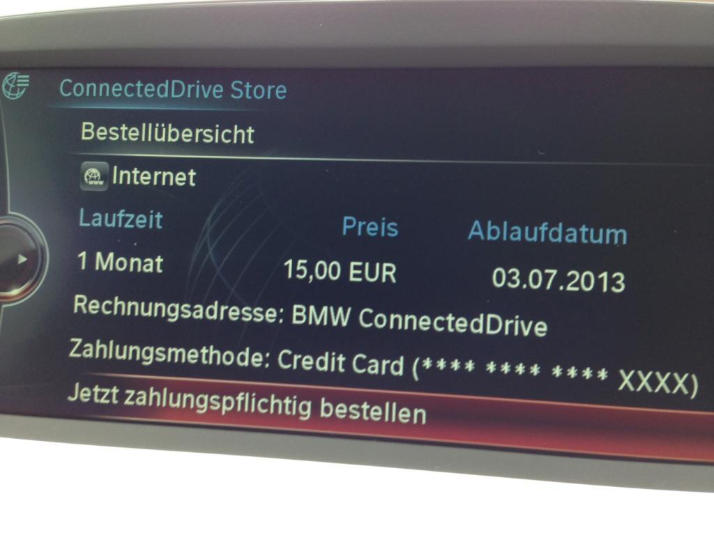 BMW Connected Drive: Aus Freude am Spielen